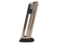 This is a factory Smith & Wesson magazine for the M&P 22 compact .22lr, 10 round capacity.