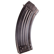 This is a AK-47 magazine 7.62x39mm, 30 round capacity, made in Romania ,SURPLUS. Conditions range from slightly used to new with slight blemishes.