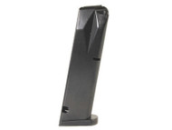 This is a Beretta magazine for the 92 9mm, 15 round capacity, made by ProMag.