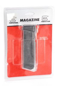 "This is a factory Glock magazine for the G17 9mm (will also fit models 19 and 26), 19 round capacity. This magazine is a 1st generation magazine and is sometimes referred to as the ""U"" lip magazine because the feeding lips are formed in a ""U"" shape."