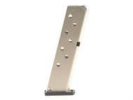 This is a factory Beretta magazine for the model 85 / 86, .380 acp / 9 short, 8 round capacity, nickel finish.