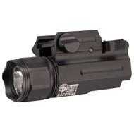 UNIVERSAL GUN FLASHLIGHT- aluminum, 150 lumens