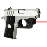 This is a laser for the Colt Mustang, also fits the Government and Mustang Plus II models.