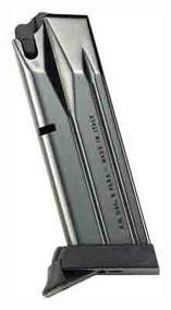 This is a 10 round factory magazine for the Beretta PX4 sub compact 40s&w, with a finger extension.