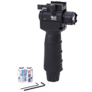 LASER / LIGHT COMBO - Vertical Grip- Picatinny - 120 Lumen - Target Sports