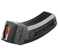 This is a factory Ruger BX-15 magazine for the 10/22 .22 lr, 15 round capacity. This magazine is an excellent fit for the Charger models of the 10/22.