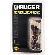 Ruger pepper spray, Key-chain model in desert camo.
