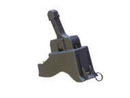 This is a magazine loader for M-14 / M1A .308 magazines. Named LULA made by Maglula.