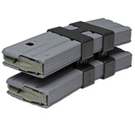 This is a AR-15 magazine set, which has (2) .223 / 5.56 30 round magazines connected by a coupler (coupler is made by MFT, Mission First Tactical), factory Sig Sauer product.