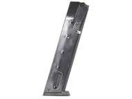 This is a 20 round magazine for any Smith & Wesson 5900 series firearm, made by Mec-Gar.