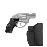 This is a Crimson Trace Laser for the Ruger LCR. It replaces the existing grip on your LCR with integrated Lasergrips by Crimson Trace.