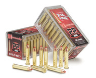 This is Hornady ammunition, .22 magnum 30 Grain V-MAX, it has 50 rounds per box, manufactured by Hornady.