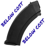 This is an AK-47 magazine 7.62x39mm, 30 round capacity, made by Plinker Tactical.