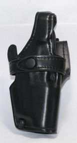 This holster fits: Smith & Wesson - 4563TSW, 4566TSW, 4583TSW W/ Rails, 4586TSW