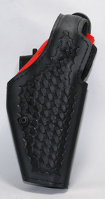 "This holster fits: Smith & Wesson 4"" BBL: 39, 59, 411, 439, 459, 639, 659, 915, 3904, 3906, 4006, 4029, 5903, 5904, 5906, 5923, 5924, 5926"