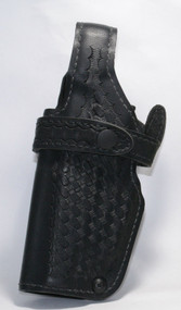 "This holster fits: Smith & Wesson 5"" BBL: 1006, 1026, 4506-1, 4526"