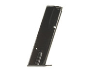 This is a factory CZ magazine for the model 75 9mm, 16 round capacity.