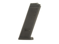 This is a factory HK polymer magazine for the USP-9 9mm, 10 round capacity, USED.