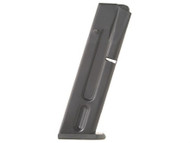 This is a factory Beretta magazine for the model 84 .380 acp,  10 round capacity, USED.