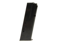 This is a Browning magazine for the Hi-Power 9mm, 15 round capacity, manufactured by MEC-GAR.