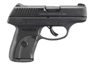 This is a Ruger LC9s 9mm Pro.