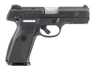 This is a Ruger® 9E® 9mm. This is econmic version of the standard SR-9, it only ships with one magazine.