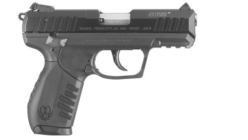 This is a Ruger SR22 .22lr.