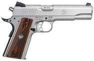 This is a Ruger® SR1911® .45 acp.