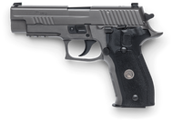 This is a Sig Sauer Legion P226 9MM. More than just a series of firearms, the Legion is an elite experience opening the door to exclusive, members-only opportunities and gear. Comes with (3)- 15 rd magazines.