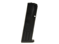 This is a 10 round magazine for the Sig Sauer 226 9mm, made by MEC-GAR.