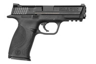 This is a Smith & Wesson M&P 9mm. Comes with (2) 17 round magazines.