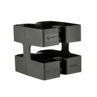 This is a Mission First Tactical (MFT) AR-15 magazine coupler. Also fits Ruger Mini-14 magazines.