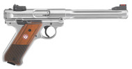 "This is a Ruger Mark IV ""Hunter"" .22 lr. This is the premium model of the the Mark IV series."