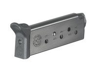 This is a factory Ruger magazine for the LCP II .380 acp, 6 round capacity.