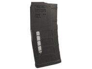 This is an AR-10 magazine 7.62 x 51mm, M3, 25 round capacity, made by Magpul. SR-25 pattern.