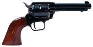 This is a Heratige Rough Rider Revolver chambered in .22 lr.