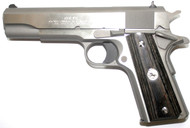 1911 Colt .38 Super - Government 1991 - Stainless Steel