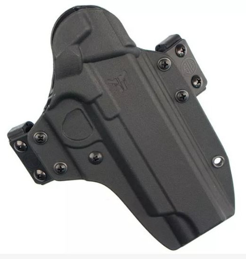 This is a Bladetech holster for the 1911 pistols.