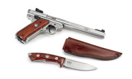 """This is a Ruger Mark IV """"Competition"""" .22 lr. This is a special edition model of the the Mark IV series."""