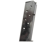 This is a 7 round magazine for any full-size 1911, made by MEC-GAR.