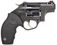 This is a Taurus 85 Protector Poly, .38 +p revolver.