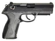 This is a Beretta PX4 Storm chambered in 9mm. Comes with (2) 10 round magazines.