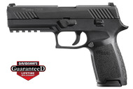 This is a Sig Sauer P320 9mm, Nitron. Comes with (2) - 17 rd magazines.
