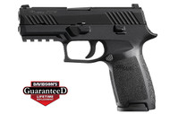 Sig Sauer P320 9mm - Nitron - Carry