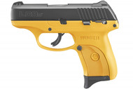 This is a Ruger LC9s 9mm, with a Yellow frame. This is a TALO exclusive.