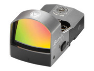 This is a Burris Fastfire III reflex sight with a red 3 MOA Dot.