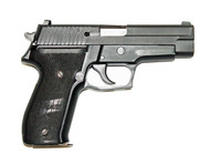 This is a Sig Sauer P226 9mm, Used. Comes with (1) 15 Round Magazine.
