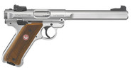 "This is a Ruger Mark IV ""Competition"" .22 lr."