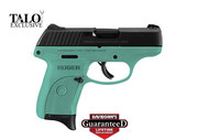 Ruger LC9s 9mm -Turquoise - TALO - 03262
