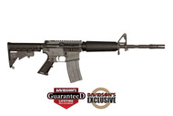 This is a Colt, AR-15 rifle, Expanse Heavy Barrel chambered in 5.56 nato, in Sniper Grey. Comes with (1)-30 round magazine.